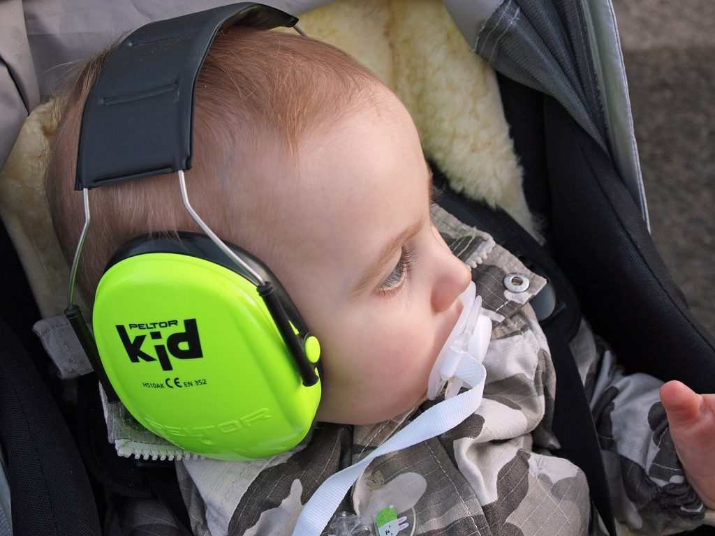 Hearing protection for children