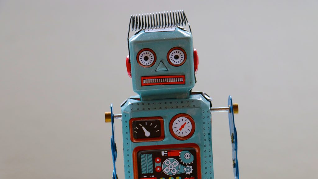 Toddler Books About Robots